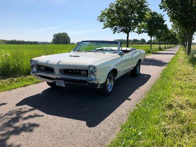 brugt Pontiac GTO cabriolet