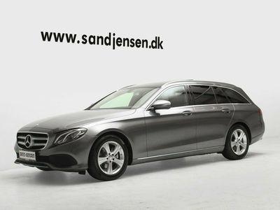used Mercedes E220 2,0 Avantgarde stc. aut.