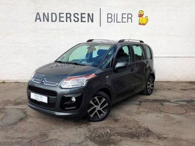 brugt Citroën C3 Picasso 1,6 Blue HDi Feel Complet 100HK