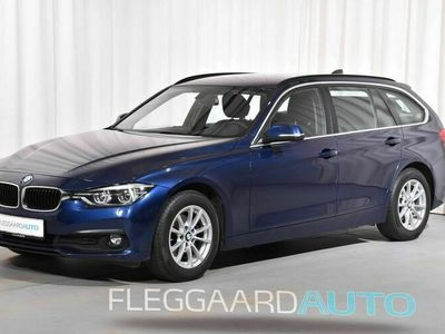 brugt BMW 320 d Touring 2,0 D Executive Steptronic 190HK Stc