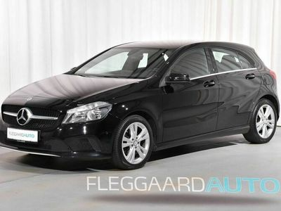 brugt Mercedes A200 d 2,1 CDI Business 7G-DCT 136HK 5d 7g Aut.