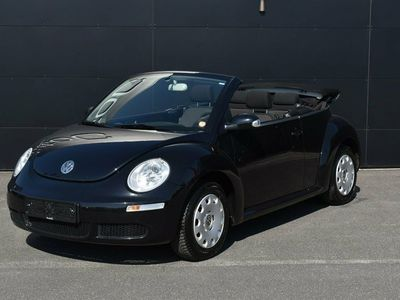 käytetty VW Beetle New1,6 Trendline Cabriolet