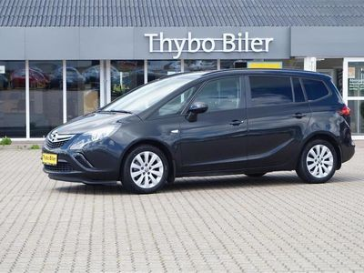 brugt Opel Zafira Flexivan 2,0 CDTI Enjoy 130HK Van 6g