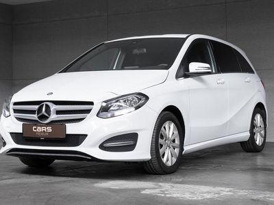 used Mercedes B180 1,5 CDI 109HK 6g