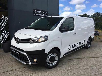 brugt Toyota Proace Long 2,0 D Comfort Masterpakke 120HK Van 6g Aut.