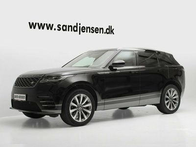 brugt Land Rover Range Rover Velar 2,0 P250 R-Dynamic aut.