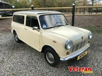 brugt Morris Mascot Mini1000 Van