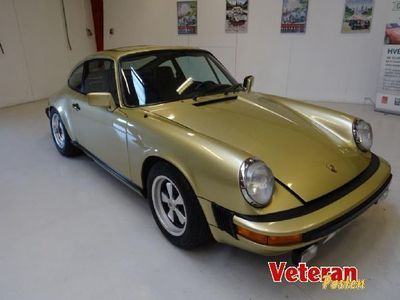 brugt Porsche 911S Coupe