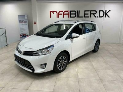 brugt Toyota Verso 1,8 VVT-I T2 Touch 147HK