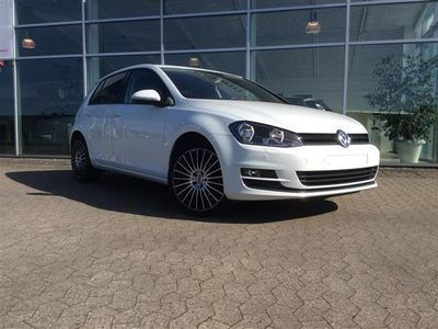 brugt VW Golf 1,4 TSI BMT 40 Years Edition DSG 122HK 5d 7g Aut.