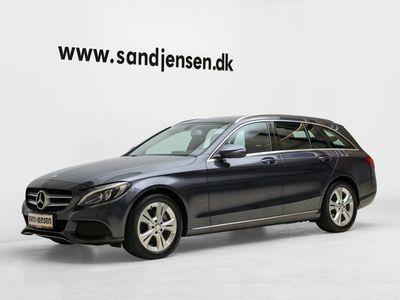 käytetty Mercedes C220 d 2,2 Avantgarde stc. aut.