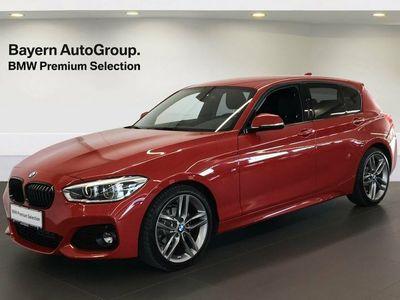 begagnad BMW 118 i 1,5 M-Sport aut.