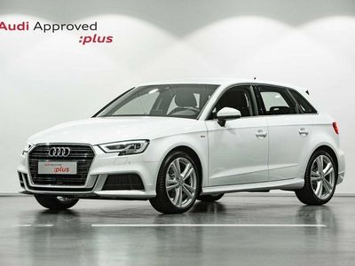 used Audi A3 Sportback 40 TFSi Sport Limited S-tr.