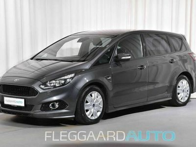 brugt Ford S-MAX 2,0 TDCi ST-Line Powershift 180HK