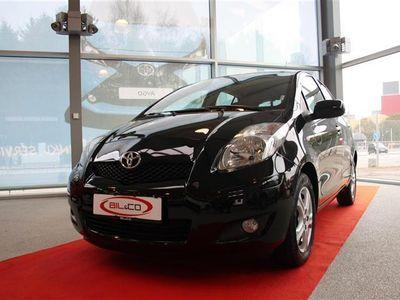 brugt Toyota Yaris 1,3 Man.6, 5D. 99HK 5d