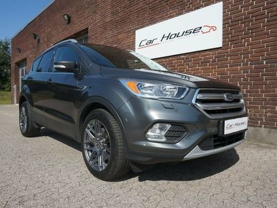 usado Ford Kuga 1,5 TDCi 120 Trend+ aut.