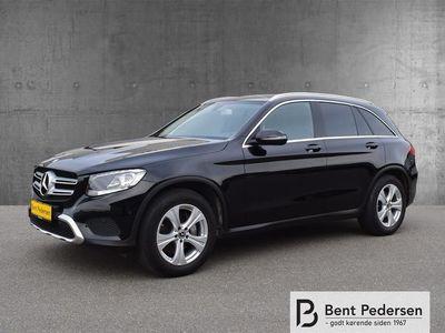 brugt Mercedes GLC250 2,0 4-Matic 9G-Tronic 211HK Van 9g Aut. C