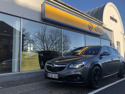 usado Opel Insignia Country Tourer 2,0 CDTI Cosmo 4x4 170HK Stc 6g Aut.