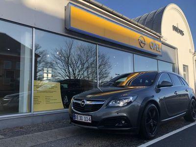 usado Opel Insignia Country Tourer 2,0 CDTI Cosmo 4x4 170HK Stc 6g Aut.