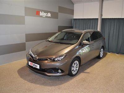 brugt Toyota Auris Touring Sports 1,6 D-4D T2 112HK Stc 6g