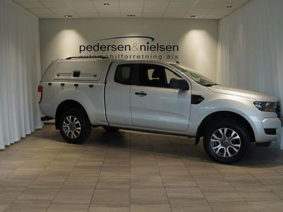 begagnad Ford Ranger 3200kg 2,2 TDCi XL 4x4 160HK Pick-Up 6g