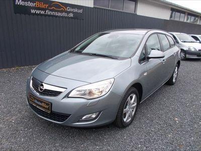 usata Opel Astra 1,7 CDTI DPF Enjoy 110HK Stc 6g