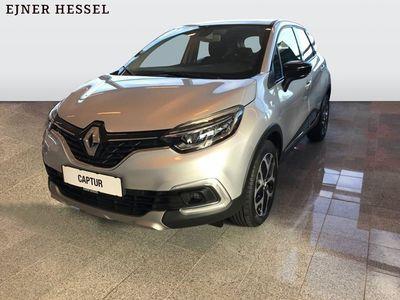 käytetty Renault Captur 1,5 dCi 90 Intens EDC