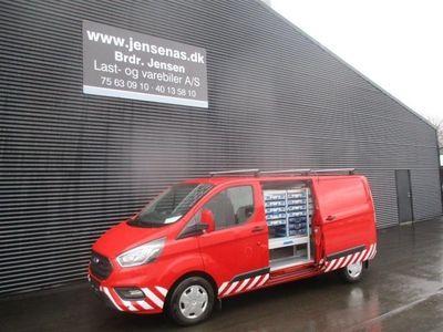 brugt Ford Custom Transit290 L2H1 2,0 TDCi Trend 2xSkydedøre 130HK Van 2018