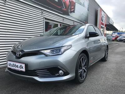 gebraucht Toyota Auris 1,2 T T2 Selected Bitone 115HK 5d