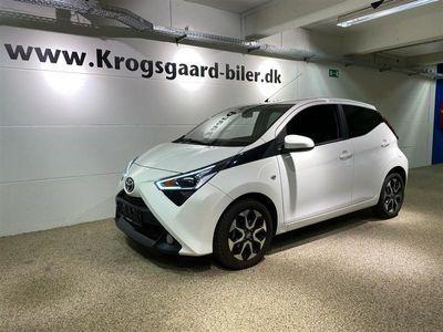 brugt Toyota Aygo 1,0 VVT-I X-pose + DAB+ 72HK 5d