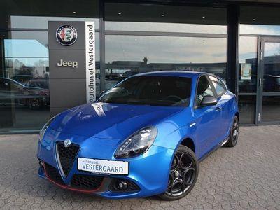 käytetty Alfa Romeo Giulietta 1,4 Multiair Sport 150HK 5d 6g
