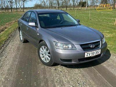brugt Hyundai Sonata 2008