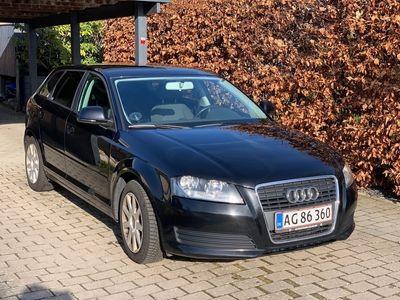 brugt Audi A3 1,6 TDI