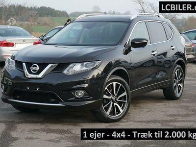 brugt Nissan X-Trail 1,6 dCi 130 Tekna 4WD