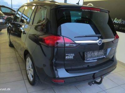 brugt Opel Zafira 2,0 CDTI Ecoflex 130HK