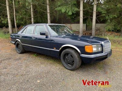 käytetty Mercedes 280 W126 SE