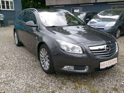 brugt Opel Insignia 2,0 CDTi 160 Sport ST eco