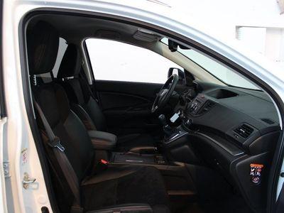 brugt Honda CR-V 2.0 i-VTEC Van Lifestyle 6g 5d