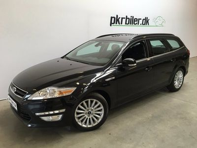 brugt Ford Mondeo 2,0 TDCi 140 Collection st.car aut