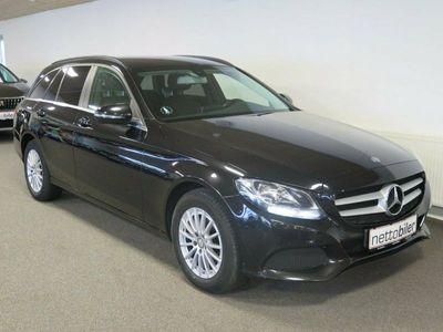 brugt Mercedes C200 d 1,6 Business stc. aut.