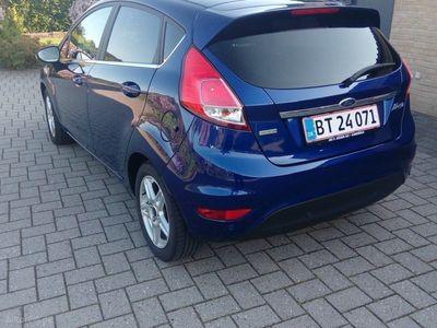 gebraucht Ford Fiesta 1,0 EcoBoost Titanium X Start/Stop 100HK 5d