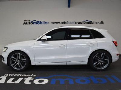 usado Audi Q5 2,0 TDi 177 S-line quattro S-tr.