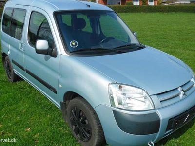 brugt Citroën Berlingo 2,0 HDI Multispace Clim 90HK