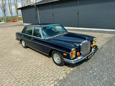 brugt Mercedes 300 S Klasse (W108/109)SEL 6,3 aut