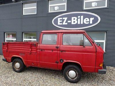 brugt VW T3 1,7 D Db kab