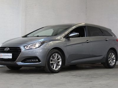 käytetty Hyundai i40 1,7 CRDi 141 Trend CW DCT