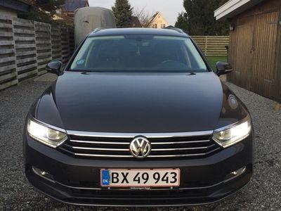 brugt VW Passat 2.0 TDI BMT 150 Variant DSG6