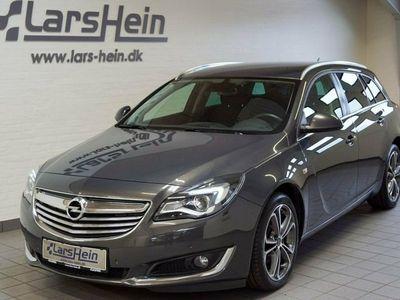 käytetty Opel Insignia 2,0 CDTi 120 Edition ST eco