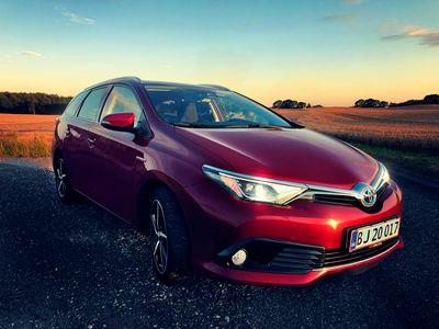 brugt Toyota Auris 1.8 Hybrid Touring Sports