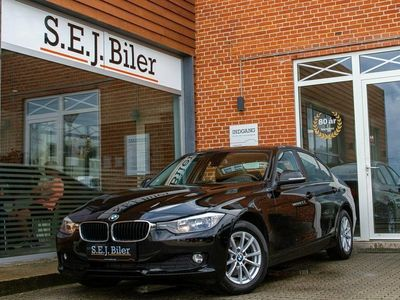 brugt BMW 320 d 2,0 184HK 4d